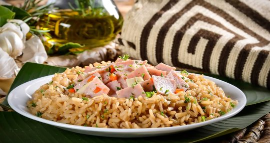 Cunit - Corona arroz