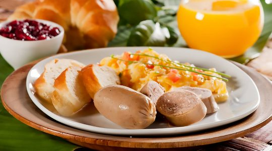 Cunit - Desayuno butifarra